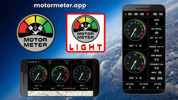 We launched Light Version and New Needle Meters